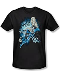 Green Lantern - Mens Saint Walker T-Shirt In Black