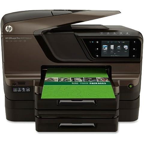 HP Officejet Pro 8600 Premium - Impresora multifunción (Laser, copiar, por fax, imprimir, escanear, copiar, por fax, imprimir, escanear, 35 ppm, 35 ppm, 1200 x 600 DPI)