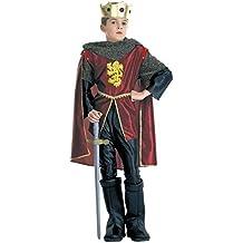 Widmann 37107 - Costume da Re Guerriero,