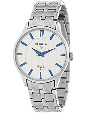 Orphelia Damen-Armbanduhr Analog Quarz Edelstahl