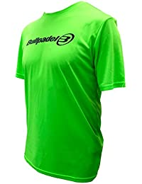 Camiseta Bullpadel Verde Flúor ODP ...
