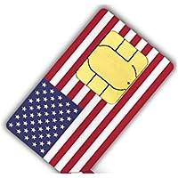 USA Prepaid H2O SIM-Card ⚡Unlimited⚡ Talk ⚡ Talk 9889 Mensajes 3GB 4G