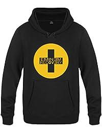 Unisex Eminem Fashion Felpa con Cappuccio Classic Sport Jacket Maglie  Manica Lunga Semplice Maglione con Cappuccio per Uomo e… 7998391f8d98