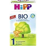 Infant Hipp biologique Formule 1 à partir de la naissance, 4-pack (4 x 600g)