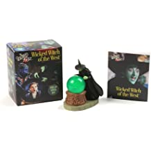 The Wizard of Oz: The Wicked Witch of the West Light-Up Crystal Ball by Running Press (2013-09-17)