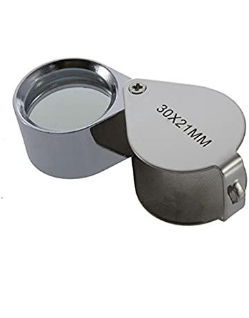 2a72393925c7 Generic Mini 30x 30x21mm Loupe Magnifier Triplet Jewelers Eye Glass Diamond