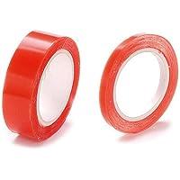 Gütermann / KnorrPrandell 7901490 - Tacky Tape. Set nastro adesivo, 3/12mm 2m, confezione da 2 - 0,25 Adesivo