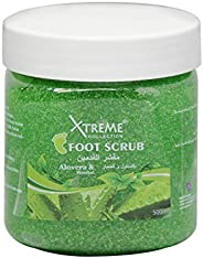 foot scrub aloevera 500ml