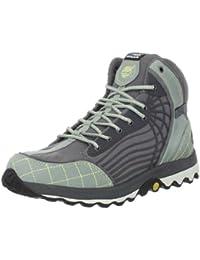 Zapatos de senderismo de Timberland Mujeres 42612 TRAIL Ladies Ola Verde con Gris