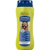 FURminator deShedding Ultra Premium-Shampoo für Hunde und Katzen (Anti-Haar Shampoo für gesundes Hundefell), 490 ml Flasche