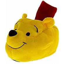 06fd12e65d33c Chaussons fantaisie pour filles garçons petits enfants Disney Winnie l  Ourson taille ...