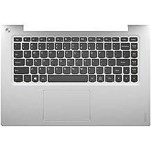 Lenovo 90203159 Carcasa inferior con teclado refacción para notebook - Componente para ordenador portátil (Carcasa inferior con teclado, Alemán, Lenovo, IdeaPad U330/U330 Touch/U430/U430p/U430 Touch)