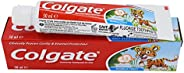 Colgate Toothpaste Kids TP 2-5 Years Bubblefruit, 50 ml