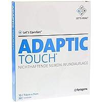 Adaptic Touch 7,6x11 cm Nichthaftende Silikon-Wundauflage, 1 preisvergleich bei billige-tabletten.eu
