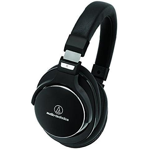 Audio-Technica ATH-MSR7NC Binaurale Diadema Negro auricular con micrófono - Auriculares con micrófono (Alámbrico, 3.5 mm (1/8