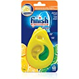 Finish Calgonit–Assainisseur d'air pour lave vaisselle–Citron–5ml–[Pack de 4]