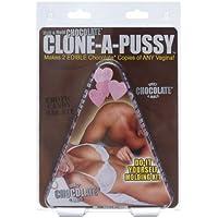 Clone a Pussy Kit - Chocolate - Kit pour vagin en chocolat