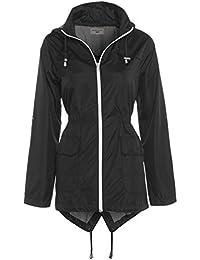 SS7 Femmes Parka Veste de pluie, Grandes Tailles 18 pour 24