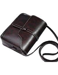 Amazon.es: Marrón - Carteras de mano y clutches / Bolsos ...