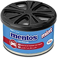 Mentos Car Air Freshener - Organic Fresh Mint