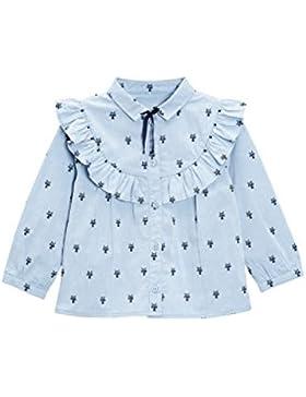 next Niñas Camisa Jacquard Gatos (3 Meses-6 Años) Estándar