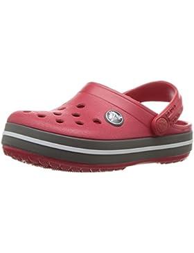 Crocs Crocband Clog K Ppr/Gpt, Zuecos Unisex Niños