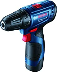 Bosch 06019G80F1 GSR120-Li Cordless Drill Driver, 12V Single Battery