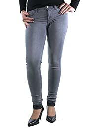 Vaquero mujer Levis 710 Super Skinny gris size 25 x32