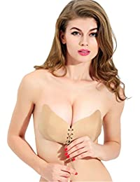 e91202ed15164 Amazon.co.uk  Multicolour - Adhesive Bras   Bras  Clothing