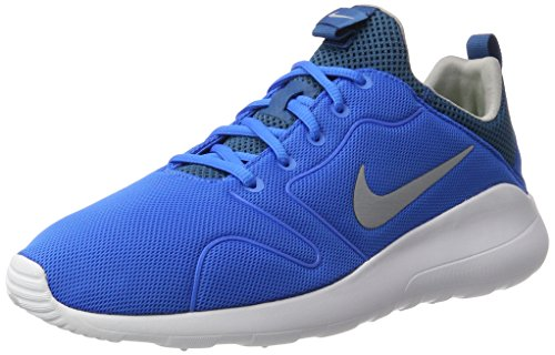 new product 7641e 2f86f ... purchase nike kaishi 2.0 chaussures de course À pied homme bleu photo bleu  gris 16b42 1f8ff
