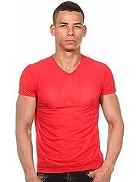 BODY ART EROS T-Shirt V-Ausschnitt