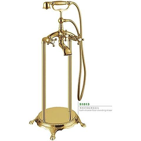 moderno stile contemporaneo lusso del bagno Kit rubinetto lusso semplice Rubinetti da bagno
