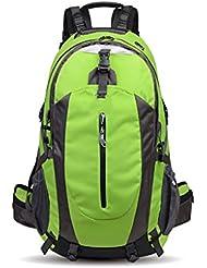 AMOS Mountaineering bolso hombro hombres y mujeres bolso de viaje al aire libre mochila 50L
