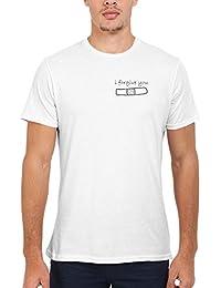 I Forgive You Broken Heart Novelty Femme Homme Men Women Unisex Top T Shirt