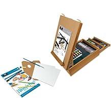 Royal & Langnickel REA6150 - Set de artista caballete para todos los usos, 150 piezas