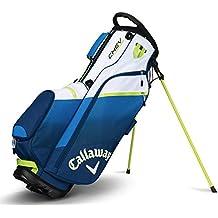 Callaway CG ST Chev Bolsa para Carro de Golf, Unisex Adulto, Azul Marino/Verde, Talla Única