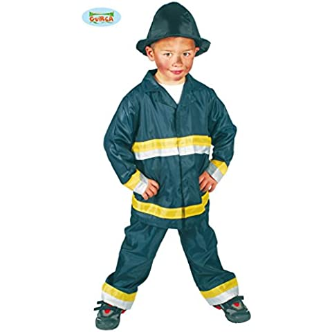 Disfraz de bombero (4-6 años)