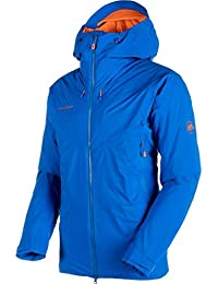 Mammut NORDWAND HS THERMO HOODED - Anorak, Hombre, Azul(ICE)