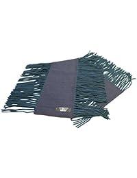 2b310236fae7 MADE IN SCOTLAND - Echarpe - Femme multicolore bleu vert Taille unique