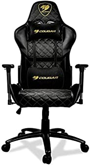COUGAR GAMING CHAIR ARMOR ONE ROYAL / STEEL-FRAME / BREATHABLE PVC LEATHER / 180° RECLINER SYSTEM / 120KG WEIG