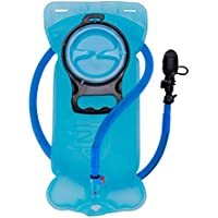 Arvano Hydration Pack Bladder Reservoir - 2l BPA Free Water Bladder Leakproof Large Opening Insulated Tube Easy Cleaning for Outdoor Sports Camping Hiking Running Biking Skiing