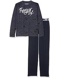 Freegun Eg.Freeindian.Py.Mz, Ensemble de Pyjama Garçon