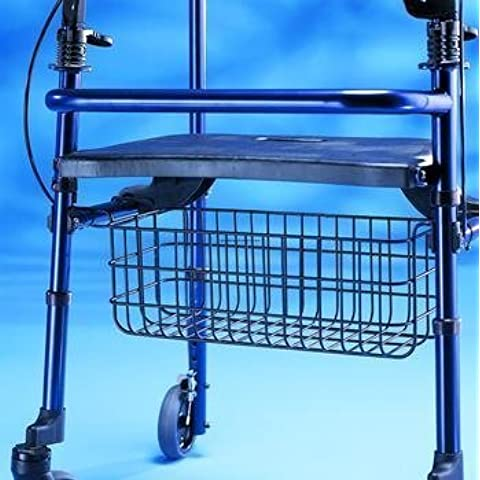 >Bsk f-65100 rollator. Walker Basket by Invacare - Acc Basket