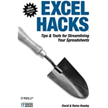 Excel Hacks.: Tips & Tools for Streamlining Your Spreadsheets