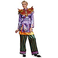 Alice Through the Looking Glass Adult Deluxe Fancy dress costume Medium