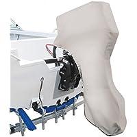 Oceansouth Motor-Abdeckung für 2/4-Takt-Außenborder - Schutzhülle für Den Ganzen Motor