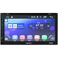 Y&Jack 12v Universal Car Android GPS Navigation 6,95 Pollici Schermo Capacitivo GPS Navigation Player Ricevitore Touch Screen Radio Host SD