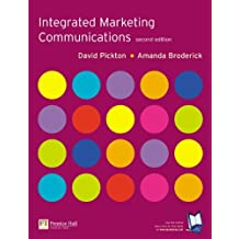Integrated Marketing Communications + CD