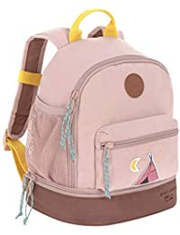 LÄSSIG Kinderrucksack mit Brustgurt Kindergartentasche Kindergartenrucksack / Mini Backpack, Adventure