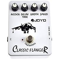 Joyo Pedal de Efectos para Guitarra Eléctrica (Flanger)